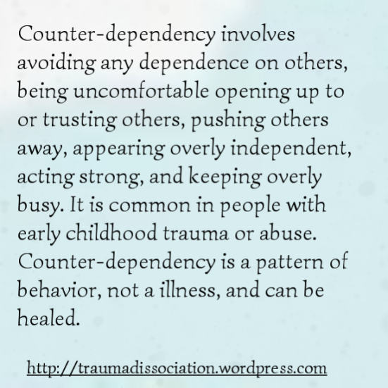 Counter-dependency explained
