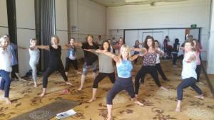 yoga at EP3